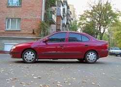 Renault Megane 1995–2002 г. в.