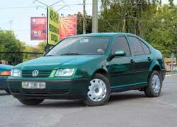VW Bora 1997–2004 г. в. от $10 900 до $21 500