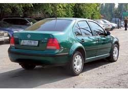 VW Bora 1997–2004 г. в.