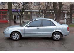 Mazda 323 (BJ) 1998–2003 г. в.