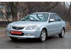 Mazda 323 (BJ) 1998–2003 г. в. от $7 800 до $14 700