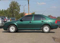 VW Bora 1997–2004 г.