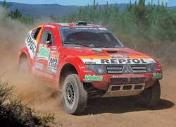 Dakar Series