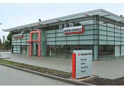 В Виннице открылся концептуальный дилерский центр Mitsubishi Motors компании «Автомир Винница».