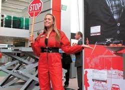 Франкфуртская выставка «Автомеханика»