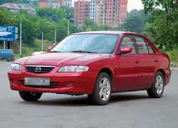 Mazda 626 (GF) 1997–2002 г. в.