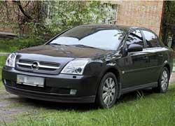 Opel Vectra (C) 2002–2005 г. в.