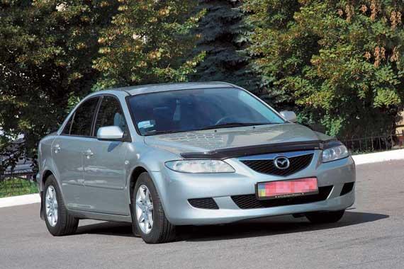 Mazda6 2002–2007 г. в. от $17 600 до $33 200