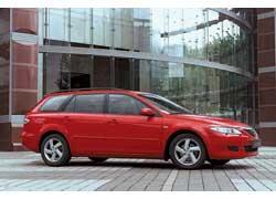 Единственная версия «шестерки», оснащавшаяся полноприводной трансмиссией, – 5-дверный универсал.