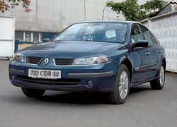 Renault Laguna II 2000–2007 г. в.