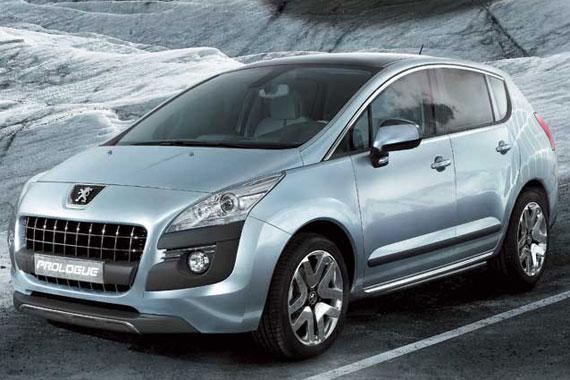 Peugeot Prologue