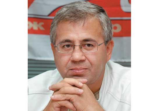 Олег Назаренко. Генеральный директор Всеукраинской ассоциации автомобильных импортеров и дилеров