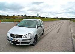 На сухом асфальте тормозной путь при скорости 80 км/ч без ABS увеличивается