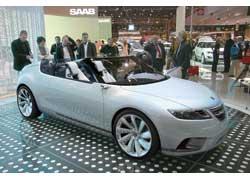 Saab 9-X Concept Air BioHybrid
