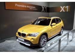 Компактный BMW X3 принес баварцам успех, и они решили спуститься еще на одну ступеньку в классовой иерархии, создав концепт Х1.