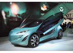 Концепт Mazda Kiyora