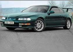 Honda Prelude 1991–1996 г. в.