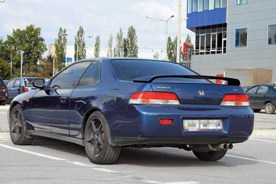 Honda Prelude V