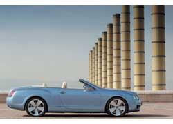 …а такой кабриолет GTС – «срезая» крышу.