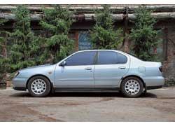 Nissan Primera (P144) 1999–2001 г. в.