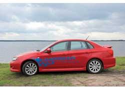Subaru Impreza Sedan 2.0R Sport