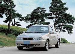 Новая оптика, бамперы, облицовка радиатора. Начаты поставки в Европу под именем Nexia, на корейском рынке продается как Daewoo Cielo.