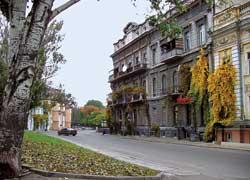 Одесские уютные улочки созданы для прогулок.