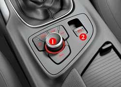 В Insignia есть контроллер для управления множеством настроек. Электрический «ручник» – часть базового оснащения. Механическая 6-ст. КП предлагается даже для Insignia 2.8 Turbo 4x4.