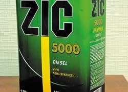 Новую технологию производства моторных масел VHVI презентовала на техническом семинаре торговой марки ZIC корейская компания SK Energy.