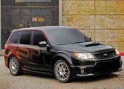Subaru Forester XTI