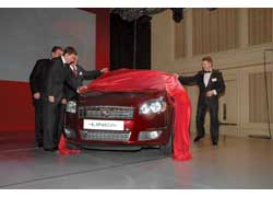 Победитель конкурса на лучший автомобиль года