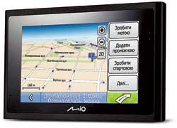 Новую линейку навигационных систем Mio представила в Украине компания «Версия Трейдинг».