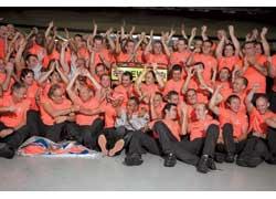 Девять лет пилот McLaren не был чемпионом, а этот триумф стал 12-м в истории команды, но вот с Кубком конструкторов не сложилось.