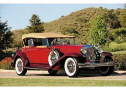 Chrysler Imperial CG Dual Cowl Phaeton (1931 г.)
