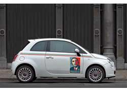 Фирма Cartistick разработала серию наклеек на авто, на которых изображен Барак Обама.