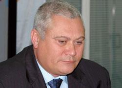 Сергей Коломиец. Начальник Департамента ГАИ МВД Украины генерал-майор милиции