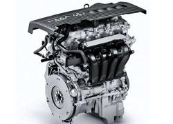 4-цилиндровый облегченный 1,3-литровый двигатель Dual VVT-i