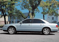 Audi A8 1994–2002 г. в.