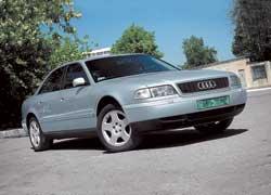 Audi A8 1994–2002 г. в. от $13 300 до $35 000