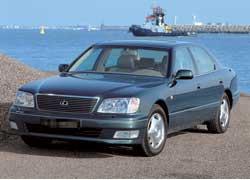 Lexus LS400 1990–2000 г. в. от $10 000 до $33 000