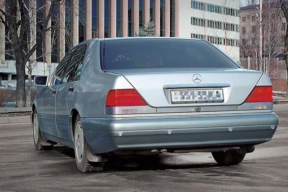 Mercedes S-Klasse (W140)