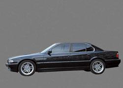 BMW 7 Series (Е38) 1994–2001 г. в.
