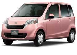 Honda Life Pastel