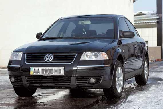 VW Passat B5 1996–2005 г. в. от $14 200 до $27 000