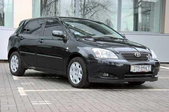 Toyota Corolla (Е12)
