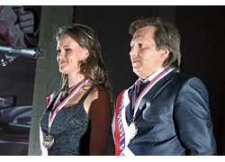 В последний осенний уикенд в Москве состоялось награждение чемпионов и призеров соревнований, проводимых под эгидой Российской автомобильной федерации РАФ.