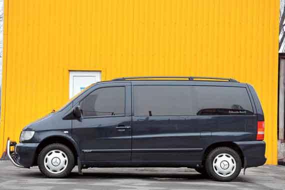 Mercedes Vito/ V-Klasse (W638)