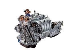 Турбированный 4-цилиндровый 286-сильный мотор имеет системы прямого впрыска топлива (GDI) и непрерывного изменения фаз газораспределения.