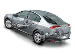 Механизм управления задними колесами обычно является опцией, за которую придется доплатить, а затем привыкать к несколько иному поведению автомобиля при маневрах.