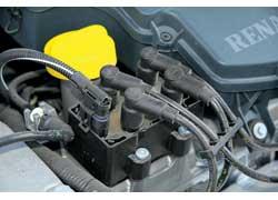Катушки зажигания моторов 8V надежны – в отличие от устанавливаемых на шестнадцатиклапанных двигателях.